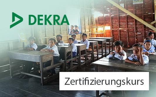 DEKRA Zertifizierungskurse
